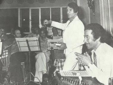 محمد الموجى و عبد الحليم حافظ