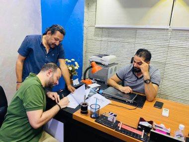 """السيناريست أحمد عثمان يتعاقد على """"فلاش باك"""""""