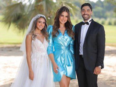 فستاتين زفاف النجمات