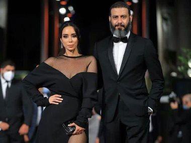 محمد فراج وبسنت شوقى