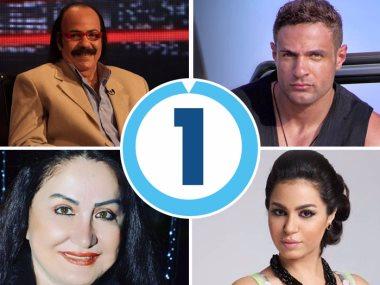 قناة one وطلعت زكريا ونسرين امين ومحمد نور ووفاء سالم