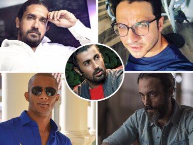 محمد سامى وبيتر ميمى وأمير كرارة..ويوسف الشريف
