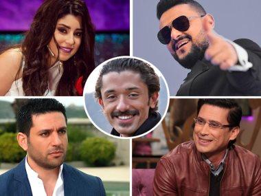 رامز جلال وحسن الرداد وآيتن عامر وأحمد عيد وكريم محمود عبد العزيز