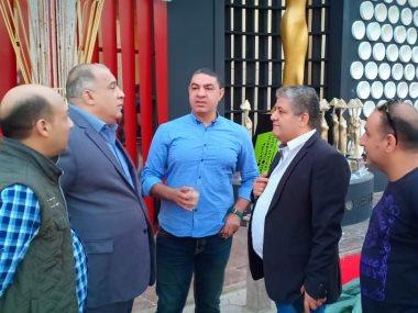 مهرجان القاهرة السينمائى الدولى