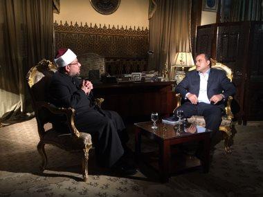 وزير الأوقاف ضيف محمد الباز