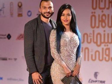 إبراهيم سعيد و إيمان حمداوى