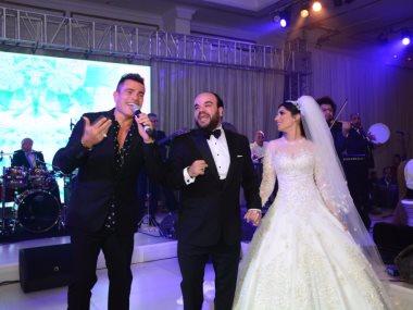 حفل زفاف محمد عبد الرحمن