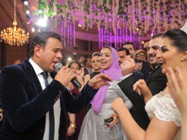 العروسان و محمود الليثى
