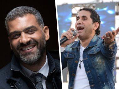 أحمد شيبة وهانى عادل