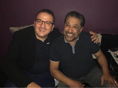 الشاب خالد وهاني عبد الكريم