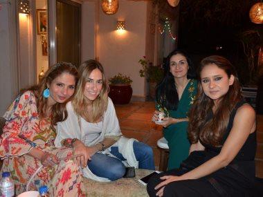 حفل سحور ديما راشد