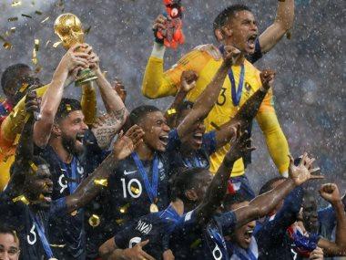 احتفال فرنسا
