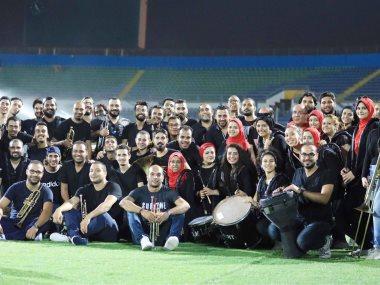 حفل افتتاح السوبر الإماراتى