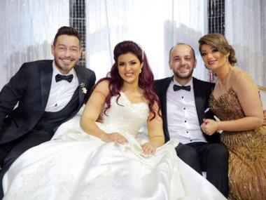 جانب من الزفاف