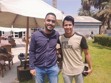 عمرو جمال والمحرر