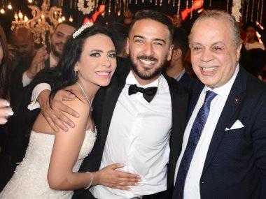 حفل زفاف محمد مهران ومى عبد الحافظ