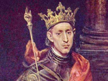 الملك لويس التاسع