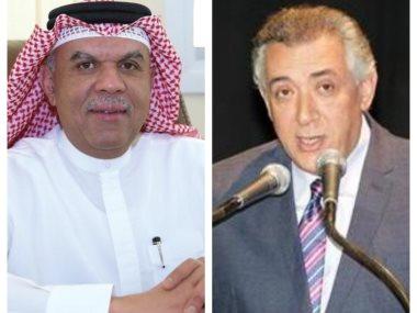 سامح مهران والكاتب إسماعيل عبد الله