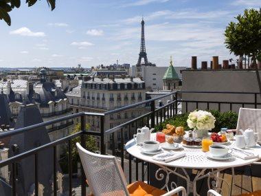 فنادق فرنسية