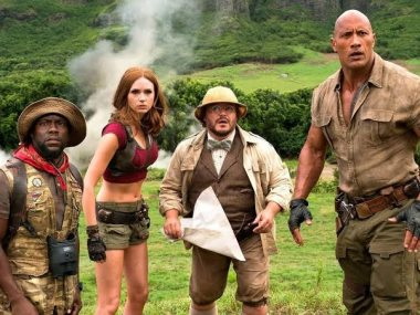 فيلم Jumanji The Next Level
