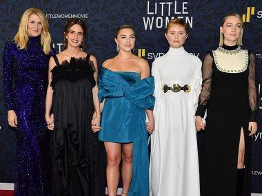 نجوم فيلم Little Women