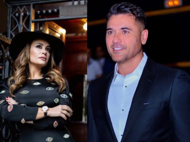 أحمد عز  و هند صبرى