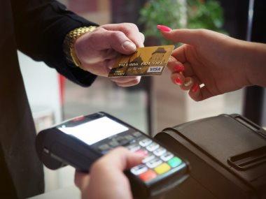 بطاقة ائتمانية
