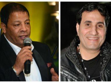 عبد الباسط حمودة وأحمد شيبة