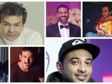 فريق عمل ألبوم محمد محيى