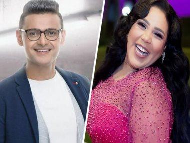 شيماء سيف و رامز جلال
