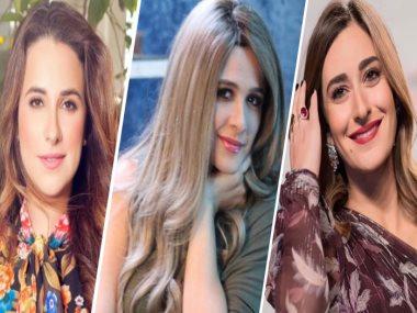 أمينة خليل، ياسمين عبد العزيز، شيرى عادل
