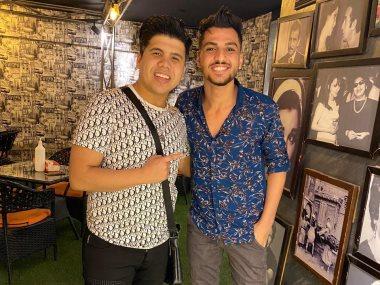 سامر أحمد و عمر كمال