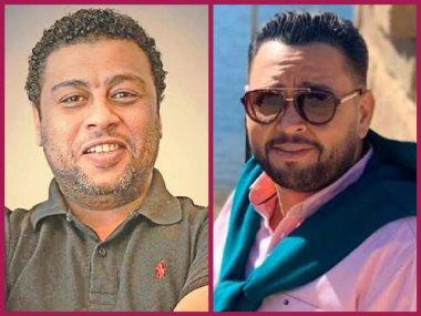 أحمد رزق و محمد جمعة
