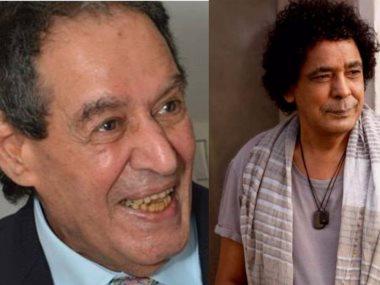 مجدي نجيب ومحمد منير