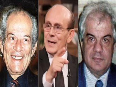 هاني مطاوع و محمد صبحي وسعد اردش