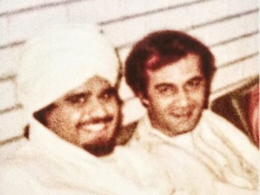 داوود حسين و محمود ياسين