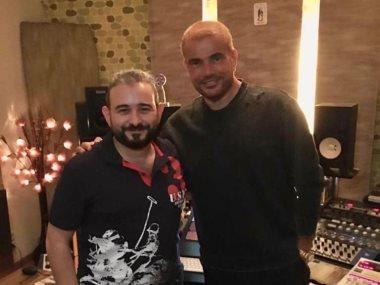 كواليس أغنية عمرو دياب