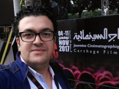 المخرج أحمد نادر