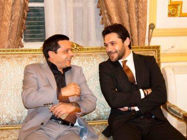 أحمد حسن وهنيدى