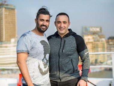 أحمد السقا ومحمد سامى