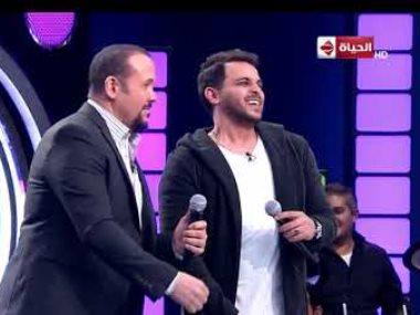 محمد رشاد و هشام عباس
