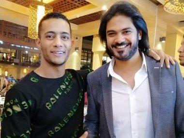 نبيل شعيل ومحمد رمضان