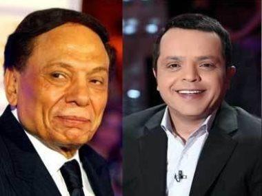 محمد هنيدى وعادل إمام
