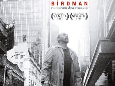 من فيلم «الرجل الطائر»