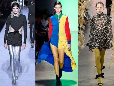 خلال فعاليات New York fashion week