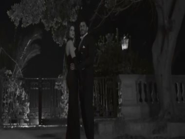 لقطة من مسلسل رسايل