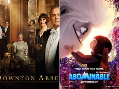 Downton Abbey و Abominable