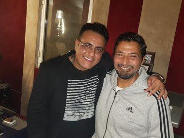 حميد الشاعرى ومحمد رحيم