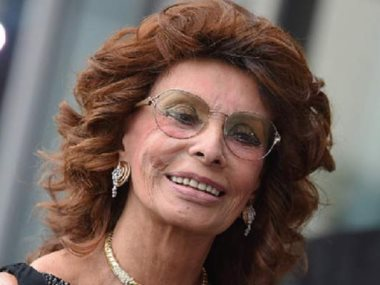 صوفيا لورين