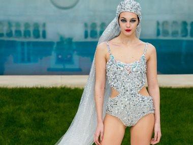 فستان زفاف شانيل